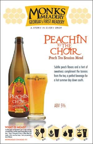 Peachin 11x17