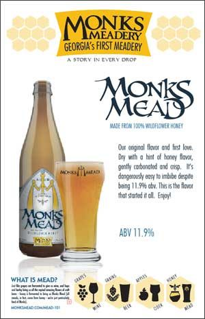 Monks Mead 11x17