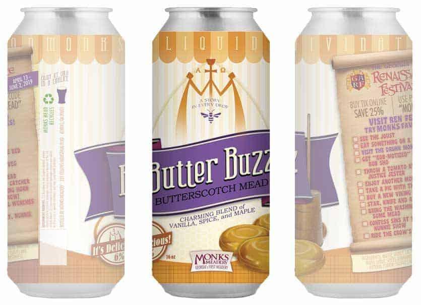 Butter Buzz Can
