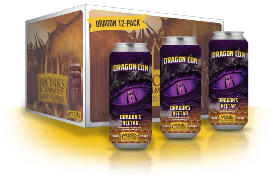 Dragon's Nectar 12 Pack