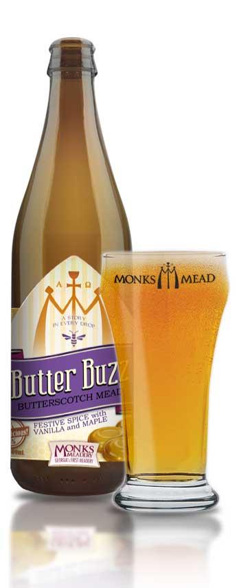 Butter Buzz Bottle
