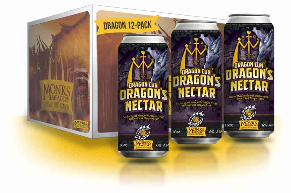 12 Pack Dragon's Nectar